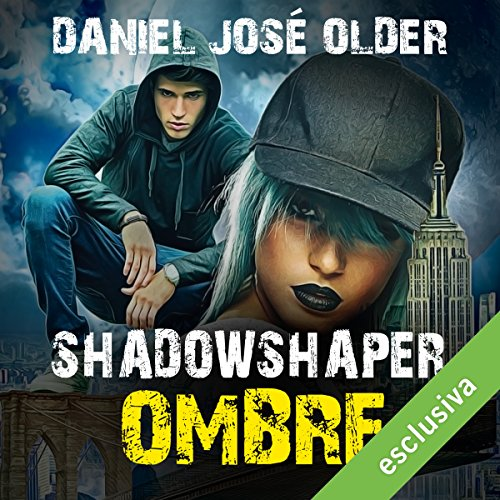 Shadowshaper. Ombre audiobook cover art