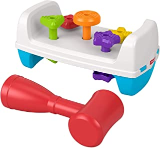 Fisher-Price GJW05 Tap & Turn Bench Toy