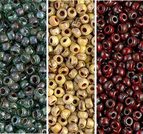 Miyuki Delica Seed Beads 8/0