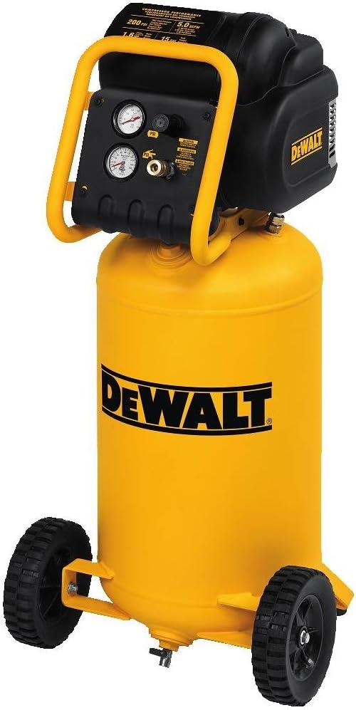 DEWALT D55168 Air Compressor: Best Pick for 15-Gallon