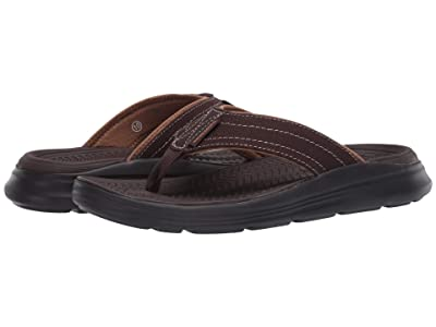 SKECHERS Sargo Wolters (Chocolate) Men