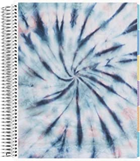 $47 » Erin Condren 12 - Month 2021 Monthly Planner 8.5x11 (January - December 2021) - Spiral Tie-Dye (Colorful Layout). Organize...