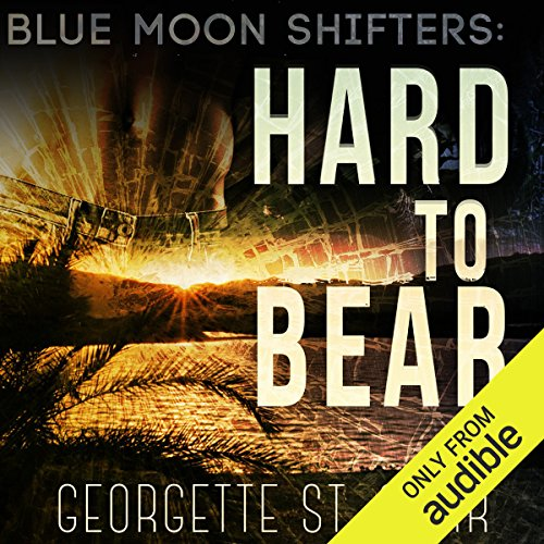 Hard to Bear audiobook cover art