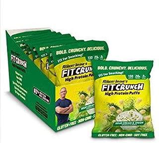 Fit Crunch Bars High Protein Puffs