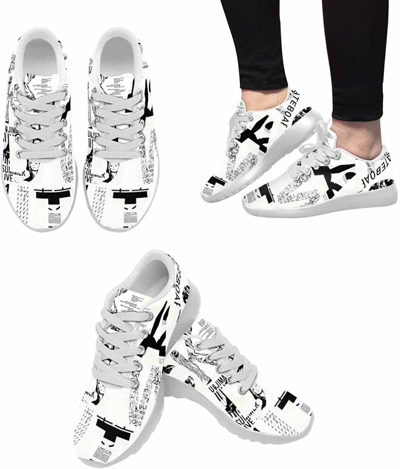 VIC Women's Sports Fitness Sneakers