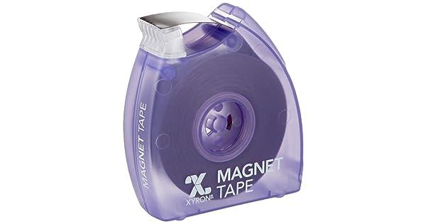 25-feet Xyron XSDT002 3//4-inch Wide Magnet Tape