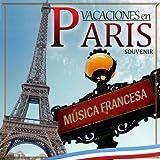 Souvenir Vacaciones en París. Música Francesa
