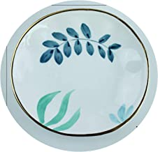 Korean Version of The Chic Wind Plate Small Fresh Hand painted Gilt Cake Dessert Plate Hand Painted Ceramic Dishes In Phnom Penh,5