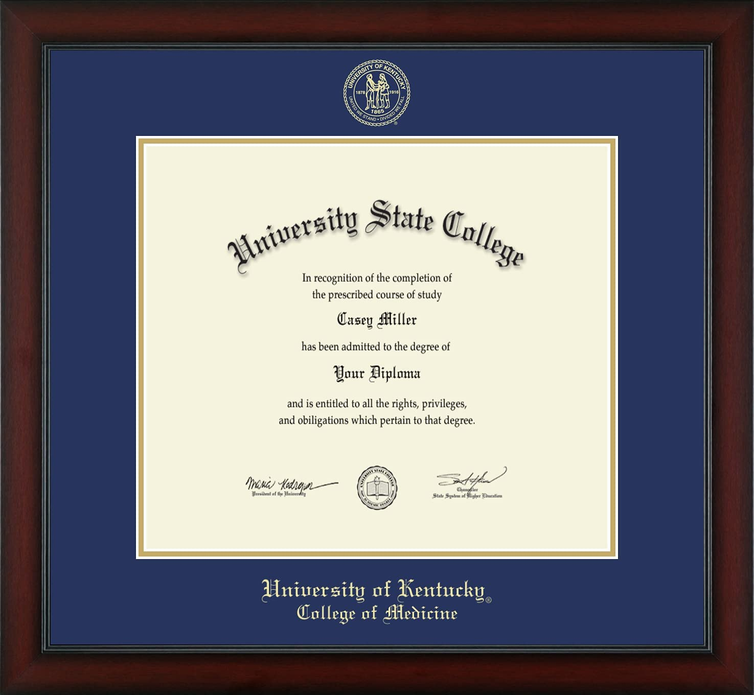 University Free shipping New of Kentucky College - Medicine Ranking TOP20 Licensed Officially