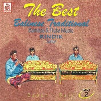 Rindik: Balinese Traditional Bamboo & Flute Music, Vol. 2