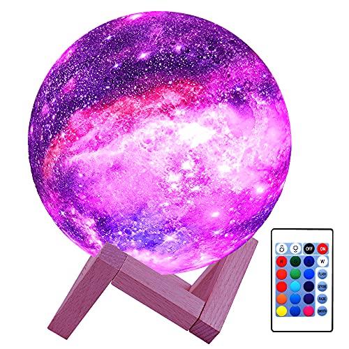 Hydrodream 3D Moon Lamp