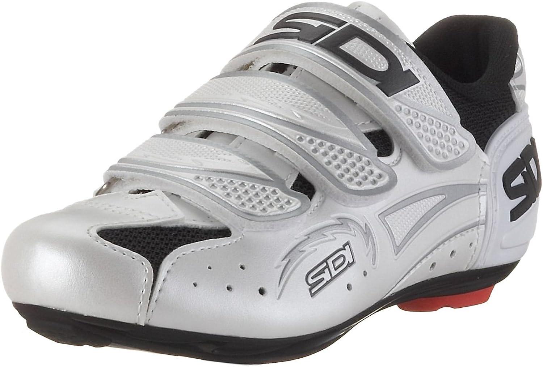 Sidi Zephyr 22030000, Sportschuhe - Radsport, weiss, (schwarz perlweiss)  | Moderner Modus