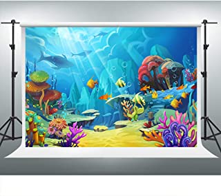 under the sea cartoon images