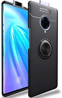 vivo NEX 3S 5G Ring Case, vivo NEX 3S 5G Ultra Thin Soft TPU Protective Case, Finger Loop Case with 360 Degree Rotatable R...