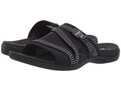 Merrell District Muri Slide (Black) Women