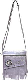 INNERCITY DRN Women's Wallet Flat Purse Handbag with Handles Strap