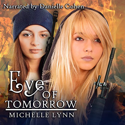 Eve of Tomorrow audiobook cover art