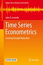 Time Series Econometrics: Learning Through Replication (Springer Texts in Business and Economics)
