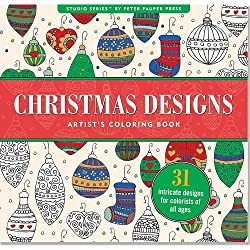 24. Christmas Designs by Peter Pauper Press