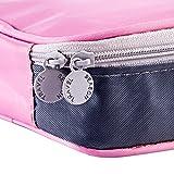 LoKauf 13 * 10 * 4cm Tragbar Wasserdicht Medizintasche Sanitätstasche Reiseapotheke Tasche Erste Hilfe Set - 7