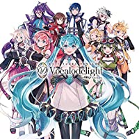 【Amazon.co.jp限定】EXIT TUNES PRESENTS Vocalodelight feat. 初音ミク【初回生産限定盤】(アクリルキーホルダー付)( メガジャケ付)