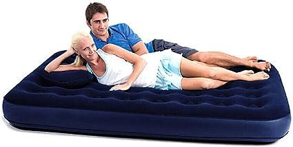 LSX - Colchón hinchable para 2 personas, 1 persona ...