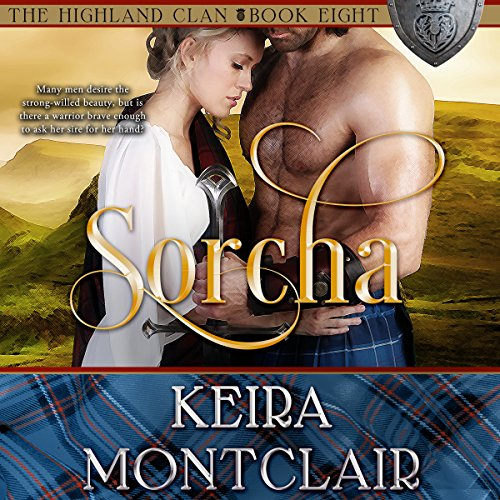 Sorcha audiobook cover art