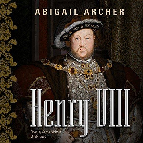 Couverture de Henry VIII