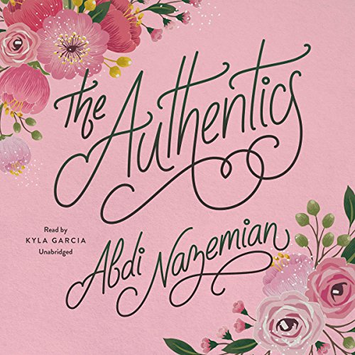 The Authentics audiobook cover art