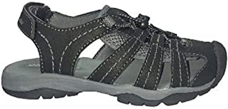 Eddie Bauer Boys Youth Sandals Black/Gray