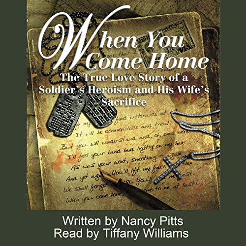 When You Come Home audiobook cover art