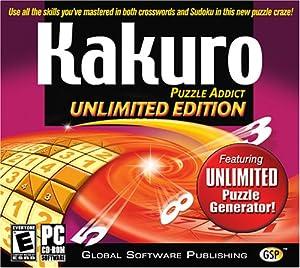 Kakuro Puzzle Addict Unlimited Edition - PC