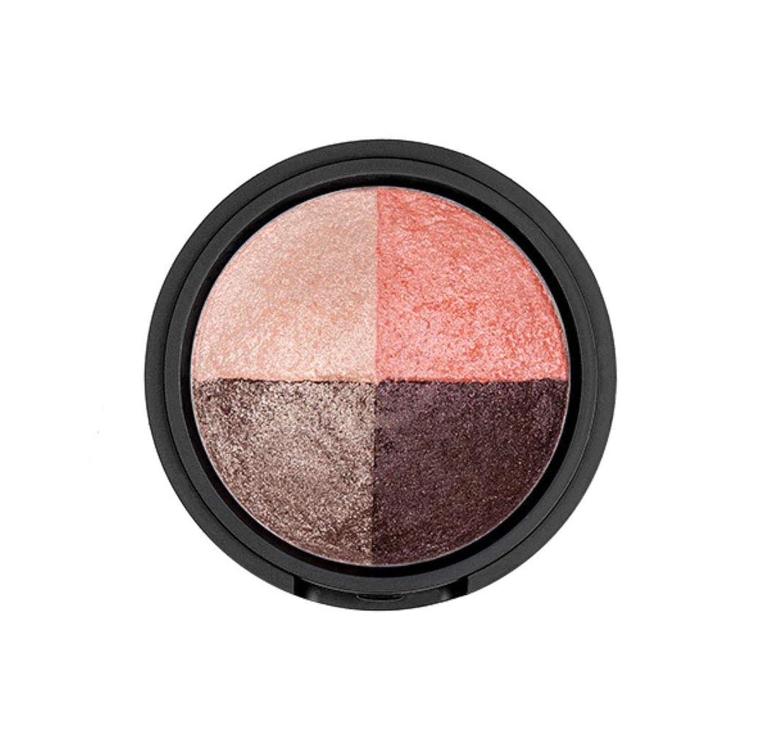 成功した脚本家滑りやすいWAKEMAKE Eye Styler Eyeshadow 4色のアイシャドウパレット#2 ROMANTICO(並行輸入品)