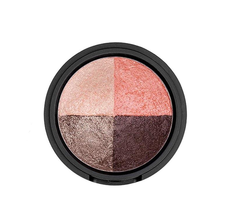要求する固有の保証WAKEMAKE Eye Styler Eyeshadow 4色のアイシャドウパレット#2 ROMANTICO(並行輸入品)