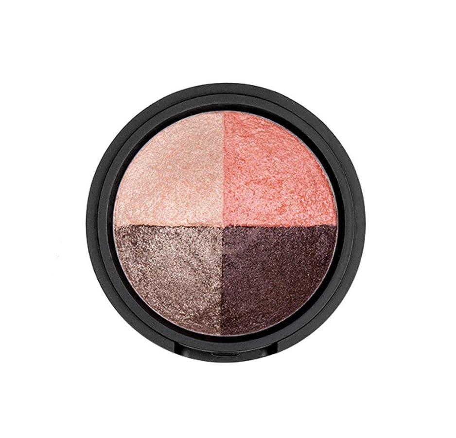 見込み不適消毒するWAKEMAKE Eye Styler Eyeshadow 4色のアイシャドウパレット#2 ROMANTICO(並行輸入品)