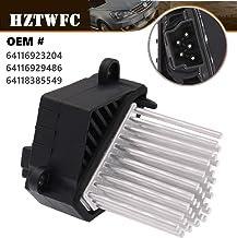HZTWFC Resistencia del motor del soplador del calentador OEM # 64116923204 64116929486 64118385549