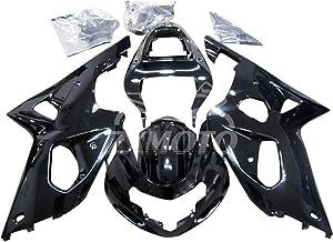 24Pcs ZXMT Motorcycle Fairing Kit Unpainted Fairings for SUZUKI GSXR 600 GSXR 750 K6 2006-2007