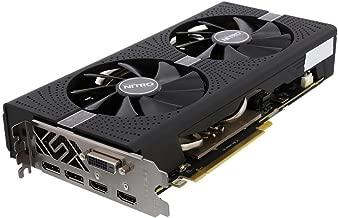 Sapphire Radeon NITRO+ RX 570 8GB GDDR5 PCI-E Dual HDMI / DVI-D / Dual DP w/ Backplate (UEFI)