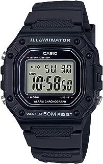Casio W-218H-1AVDF Watch For Men