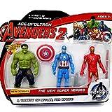 Saiyam Momento Avengers Super Heroes Action Figure Toys Set for Legend Kids