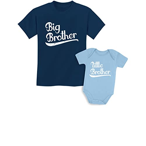 fba7cfbff Sibling Shirts Set for Big Brothers and Little Brothers Boys Gift Set