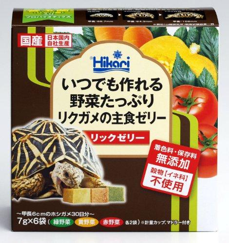 Hikari リックゼリー 7g×6袋amazon参照画像