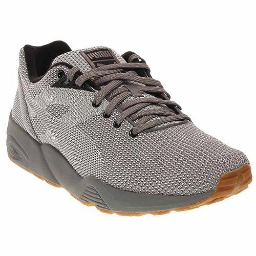 73fe699c950 PUMA Men s R698 Allover Suede Trinomic Shoe