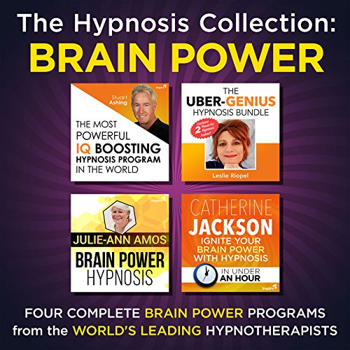 The Hypnosis Collection - Brain Power cover art