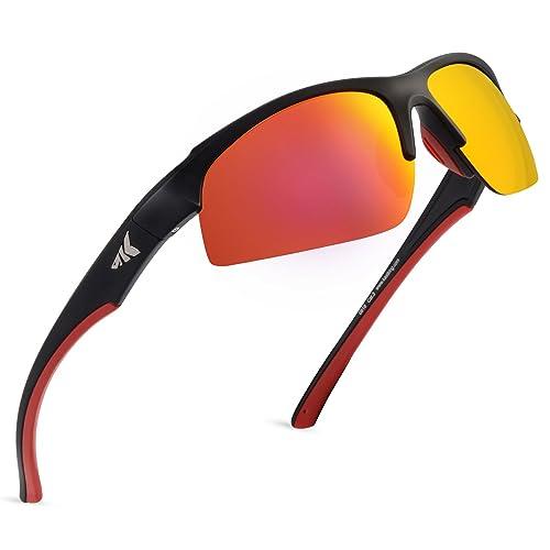 616698d344 KastKing Cuivre Polarized Sport Sunglasses for Men and Women
