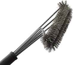 Brass grill brush