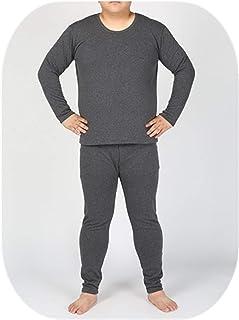 b66f19d764e Plus Size Thermal Underwear Men Cotton Thick Super Soft Thick Underwear Set