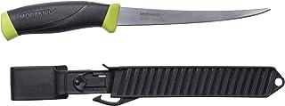Morakniv Fishing Comfort Fillet 155, Filetiermesser, Sandvik-Stahl, TPE-kunststoffgriff,..