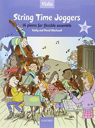 String Time Joggers: 14 pieces for flexible ensemble