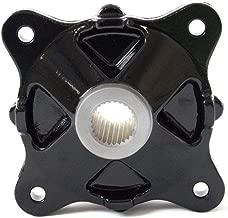 Polaris Rear Wheel Hub, Black, Genuine OEM Part 5135113-067, Qty 1